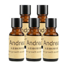 5pcs Andrea Hair Growth Regrowth Ginger Essence Natural Hair Loss Treatment US