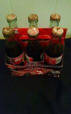 Dale Earnhardt Jr & Sr Coca Cola 500 Montegi, Japan 11/21/1998 6 pak 8oz Bottles