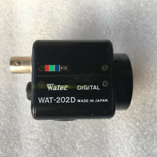 1PC USED WATEC WAT-202D Digital CCD Color Camera PAL