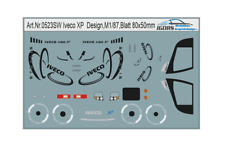 H0/1:87 0523SW Iveco Design Decalsatz