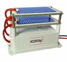 24g Ozone Generator 220V Ozonio Gerador Ceramic Plate Water Cleaner Air Purifier