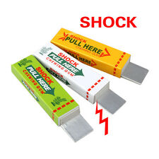 (LOT OF 24X) Electric Shock Chewing Gum Funny Prank Trick Gag Novelty Toy