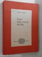 STORIE DELLE TEORICHE DEL FILM Guido Aristarco Einaudi Saggi 144 1951 storia di