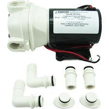 Raritan Engineering 166000 Diaphragm Intake Pump 12VDC