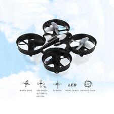 JJRC H36 Headless Mode 360° Flips One Key Return Mini Nano RC Quadcopter Black