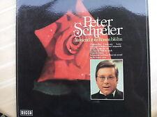Peter Schreier - Tausend rote Rosen blühn