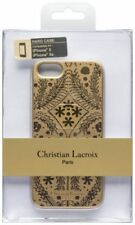 Christian Lacroix Gold Patterned Hard Case iphone 5/5S New/Boxed Gift