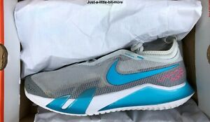 (USED) NIKE NikeCourt React Vapor NXT UK 9.5 Men's Shoe Grey Fog Hard Court