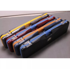Large Capacity 3 Butts 4 Shafts Hard Pool Cue Case Billiard Accessories 82cm....
