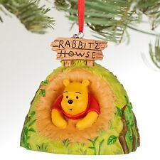 NEW 2016 Disney Store Winnie the Pooh Sketchbook Ornament NWT NIB