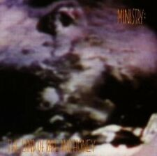 "MINISTRY  ""THE LAND OF RAPE AND HONEY"" CD NEUWARE"
