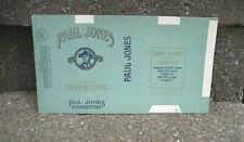 Vintage Paul Jones Cigarette Tobacco Packaging Label