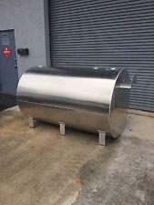 Aluminum Fuel Tank, 500 Gallon