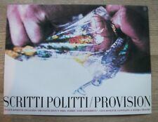 Scritti Politti - Provision - 1988 ORIGINAL MUSIC ADVERT 30 X 22 CM WALL ART
