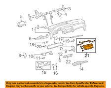 TOYOTA OEM 08-10 Avalon Instrument Panel Dash-Center Bezel Trim 5540507012