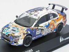 KYOSHO K03495X 1:43 Alice Motors Lancer X 2010