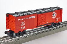 Lot 4204 Lionel gedeckter Güterwagen Rock Island Route of the Rockets (boxcar)