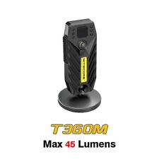 Nitecore T360M USB Rechargeable LED Worklight Flashlight with Magnetic Base