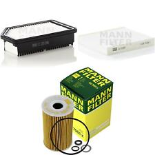 MANN-FILTER PAKET KIA Soul AM 1.6 CRDi 128 115 9733776