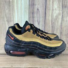 Nike Air Max Black Wheat 95 AT9865 014 Men's SIZE 6.5 NEW