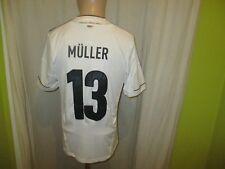 """Deutschland """"DFB"""" Adidas Europameisterschaft Trikot 2012 + Nr.13 Müller Gr.S- M"""