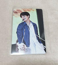 BTS-Love Your Self World Tour In New York Blu Ray JUNGKOOK PHOTO CARD ONLY JP