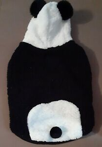 Top Paw Panda Fleece Hoodie for Dogs~ XL~ NEW with Tags!