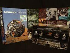 ANTHRAX STOMP 442 / 1995 / MC, CASSETTE