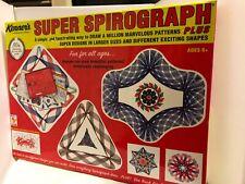 Spirograph Super Spirograph Jumbo Set 75 Piece