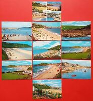 Cornwall St Ives Postcards Set of 11 Different NEW Vintage Cards