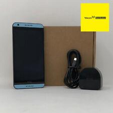 HTC Desire 650 5'' 13MP - Smart Phone - Blue - New Condition- Unlocked -Fast P&P