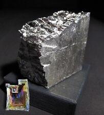 NSF - 705g BISMUTH metal ingot 99.99% crystal making FREE UK 1st class postage