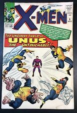 The X-Men #8 Marvel Comics (1964) Unus The Untouchable. FN 6.0 or Better! NICE!