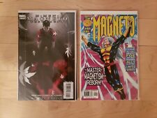 X-Men | Magneto: Testament | Magneto 1996 Limited Series * 9 Marvel Comics
