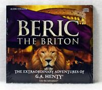NEW Beric the Briton Audio Book CD Theater Extraordinary Adventures of G.A Henty