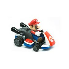 Genuine Super Mario Bros Mario Pull Back Racer Kart Car Kids Toys New Rare