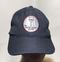 Nice Drew Carey Show Hat Cap Black with Front Logo OSFA Snapback