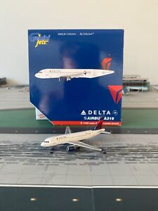Delta Airlines A319 GEMINI JETS 1:400