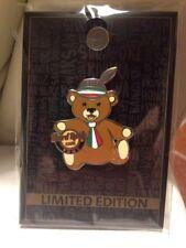 New HARD ROCK Cafe ROME -Teddy Bear 2- 2018 Pin Limited Edition /300 *RARE*