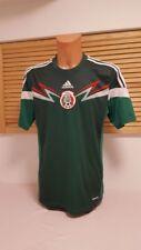 Mexiko Mexico Trikot WM adidas Home L Jersey grün Shirt Camiseta Maglia Maillot