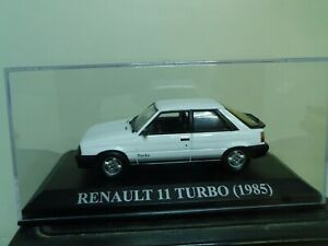 1/43 IXO RENAULT 11 TURBO