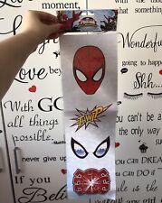 MARVEL Ultimate SPIDER-MAN Web-Warriors Window Stickers Kids Children Wall Room