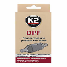 50ml DPF Cleaning Regeneration Protection Diesel Particulate Filter Cleaner K2