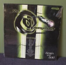 """Anonymous """"Green and Gold"""" 12"""" EP Sealed Eminem DJ Drez Dilated Peoples Awol One"""