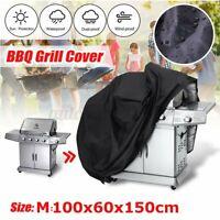 100x60x150CM COPERTURA TELO COPRI BARBECUE IMPERMEABILE PROTEZIONE BBQ COVER