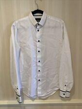 Zara Mens Shirt M White