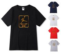 NEW Mens T-shirt Michael Air Legend 23 Jordan Men shirt Tops Fashion Tumblr Top
