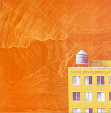 Mati (Abdul) Klarwein Developments 1978 Signed Limited Edition Art Lithograph