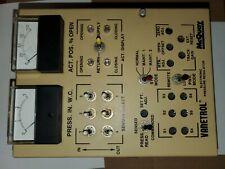 McQuay Vanetrol Electronic Pressure Regulator