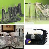 New! Natural Creepy Cloth Halloween Party Decorations Halloween Props Supplies Q